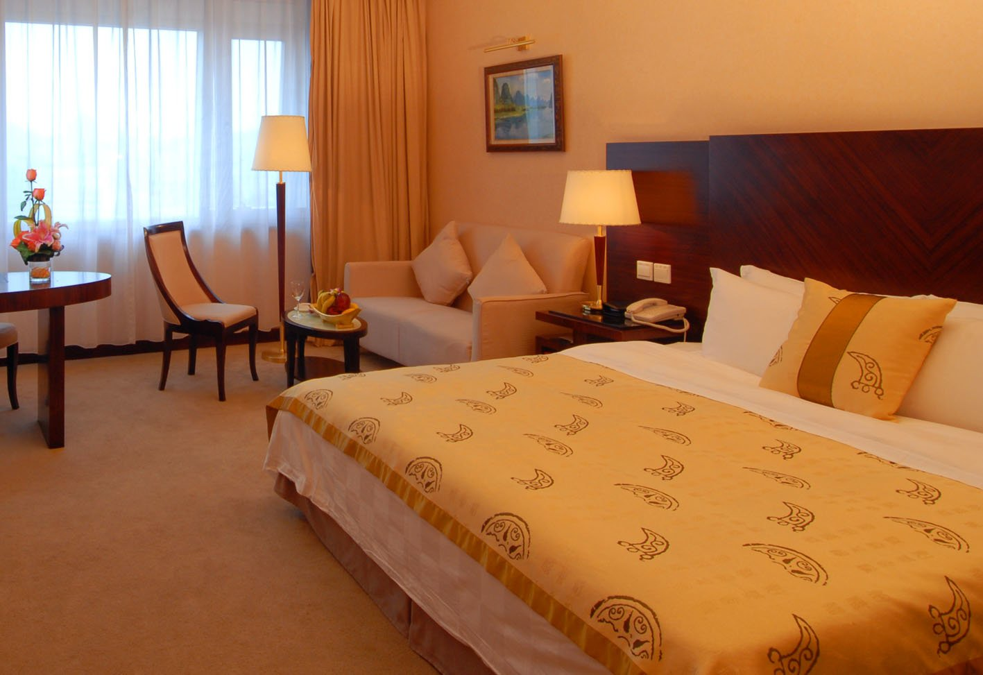 guilin hotel 5star