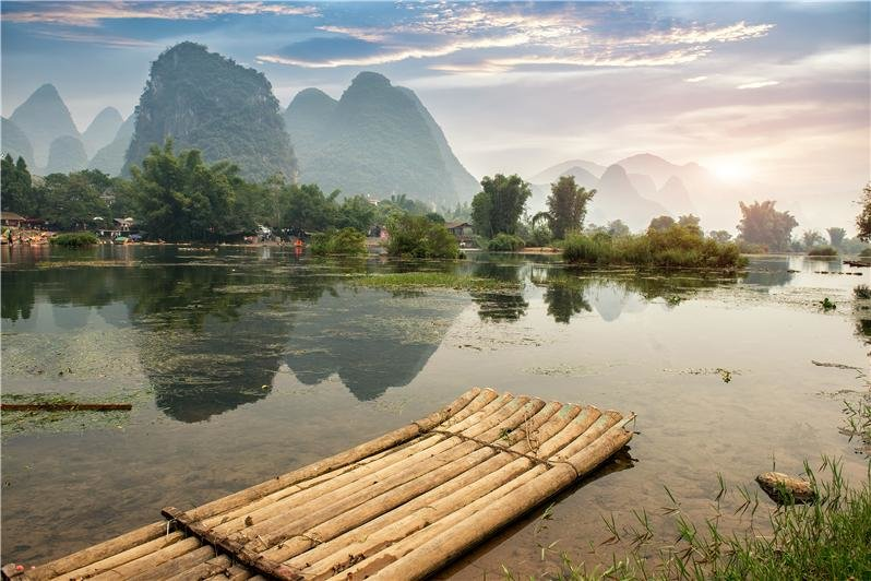 Viaggio fantastico a Guilin
